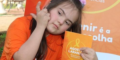 APAE leva conhecimento para prevenir as deficiências