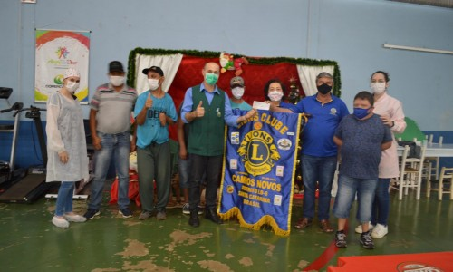 MACARRONADA DO LIONS CLUBE CAMPOS NOVOS